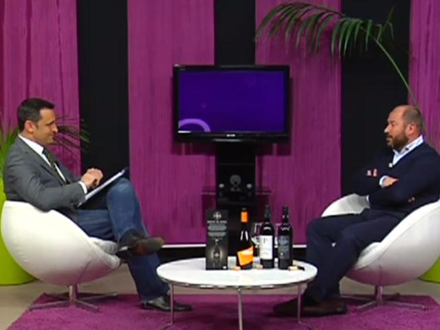 Entrevista en Popular TV